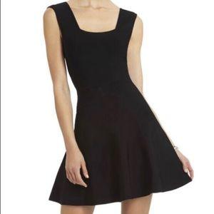 BCBG Maxazria Izella Cocktail Party Dress in black